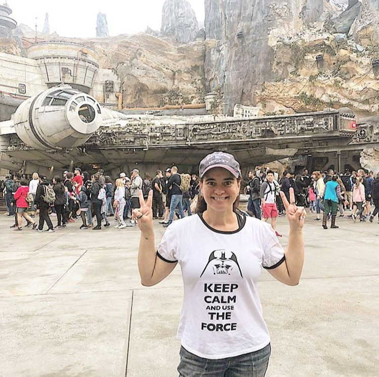 Star Wars: Galaxy's Edge - Millennium Falcon