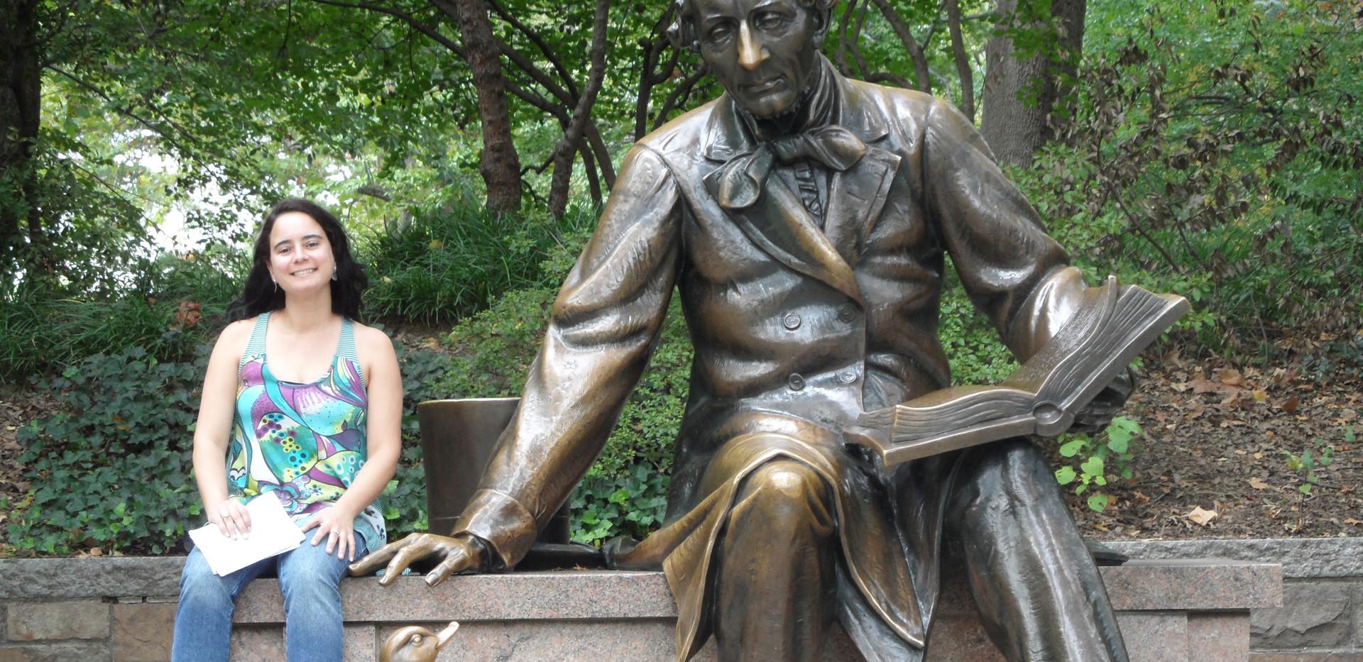 Hans Christian Andersen Memorial