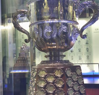 Clarence S. Campbell Bowl - Campeão da Conferência Oeste da NHL