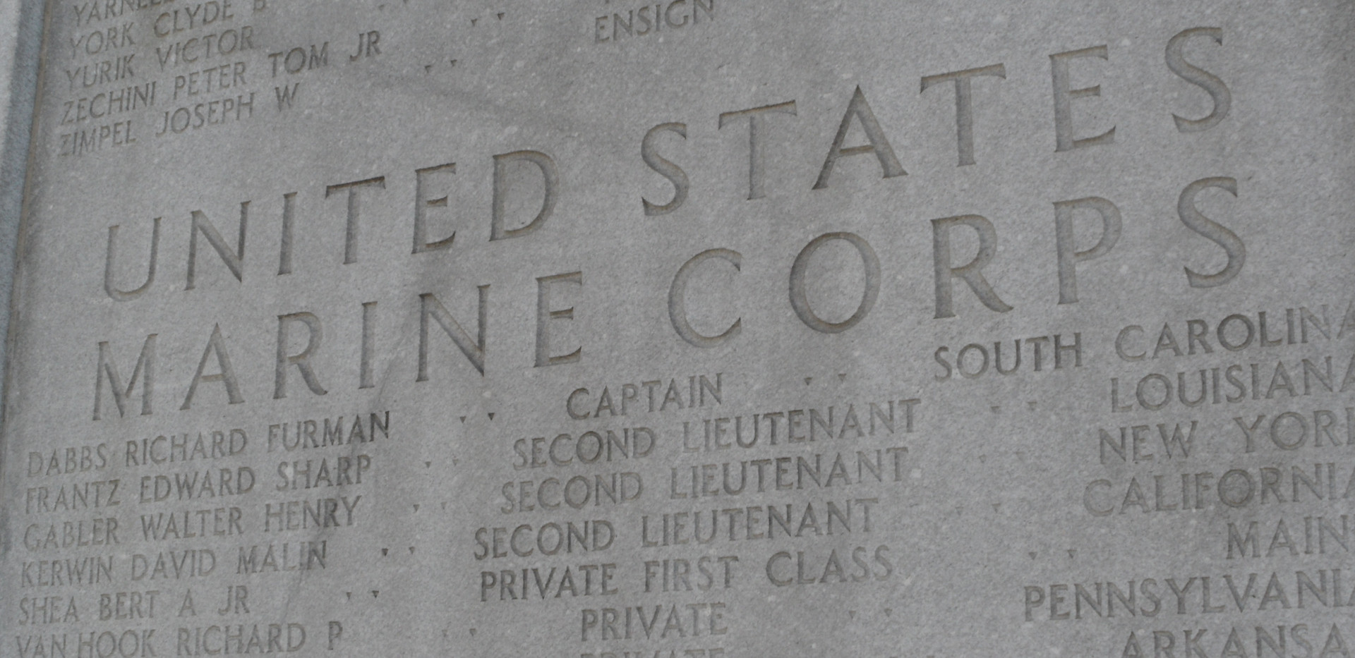 Battery Park - Monumento da Segunda Guerra
