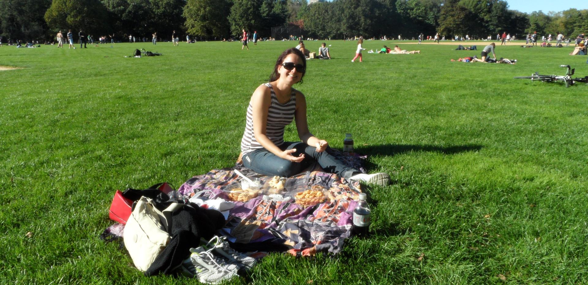Central Park - piquenique