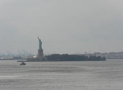 Heights Promenade - Estátua da Liberdade
