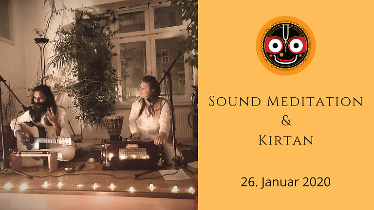 Sound Meditation and Kirtan with Experimental Kirtan Freiburg