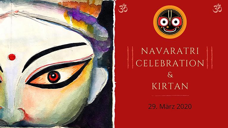 Navaratri Celebration und Kirtan