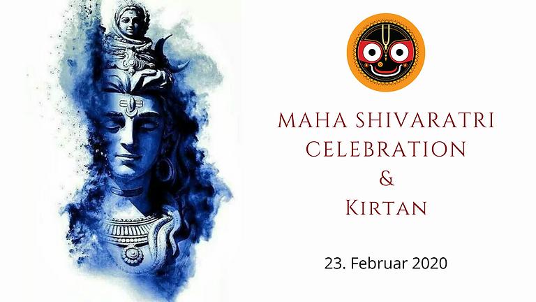Maha Shivaratri Celebration & Kirtan