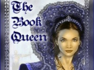 The Book Queen Author Interview