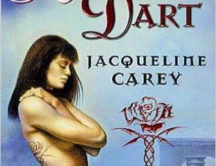 Kushiel's Dart by Jacqueline Carey (and Outlander #2)