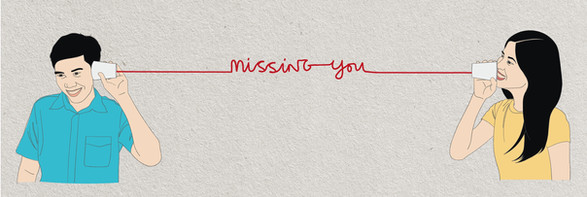 Missing You Cups