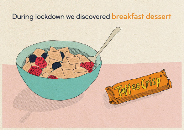 Breakfast Dessert
