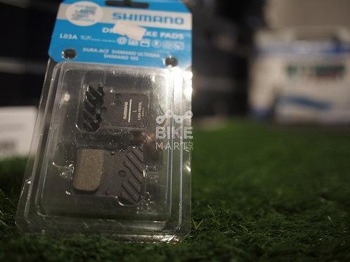 Shimano Disc Brake Pads - L03A Resin - Ice-Tech