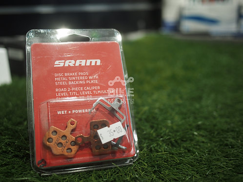 SRAM Disc Brake Pads for Elixir   DB   Level T / TL   Level TLM / Ultimate from