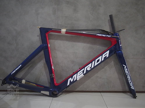 Merida Reacto Team-E Frameset Bahrain Team Issue - Custom