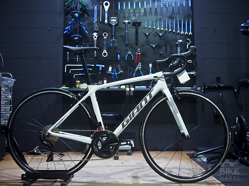 2021 Giant TCR Advanced 2 Pro Compact (Unicorn White)