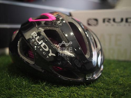 Rudy Project Strym Black - Pink - Helmets