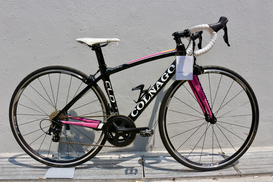 Colnago CLD Ladies Bicycle @ $1480!
