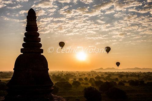 Myanmar 3 - 60*40
