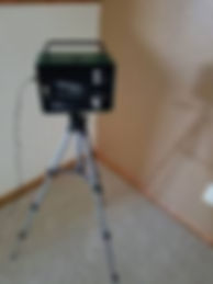 Radstar rs300 continuous monitoring device. Radon tester.