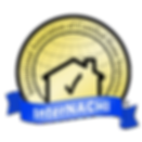 Internachi logo. International Association of certified home inspectors.