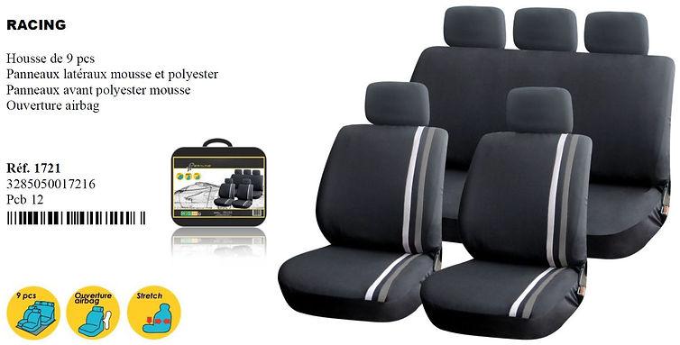 housse de siège peraline accessoires aut