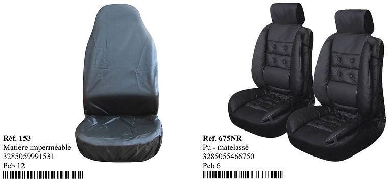 couvre siège peraline accessoires automo