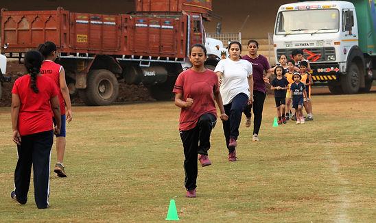 Dadoji Stadium, Athletic Track, Thane, India Sports Coaching , Javeling