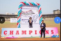 Norah - Girls U10 Champion