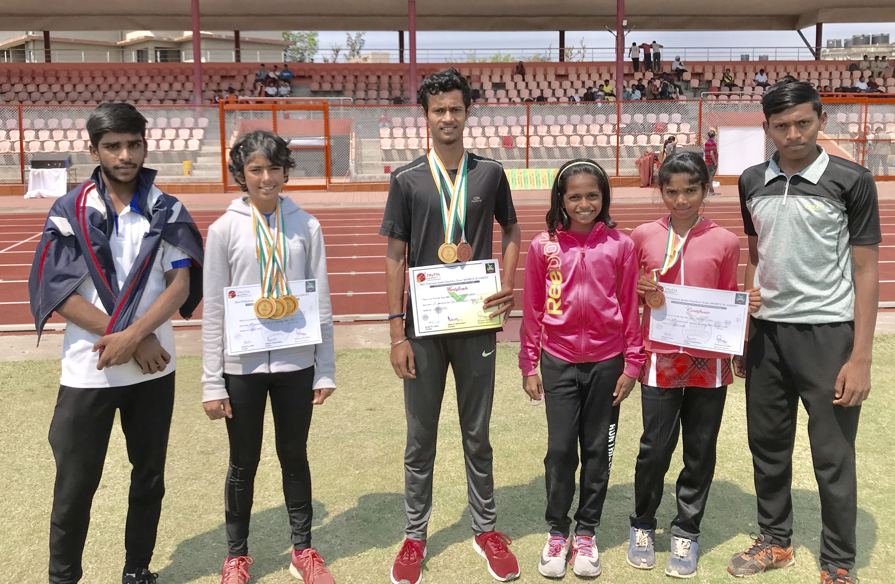 Devran Youth Games -2018