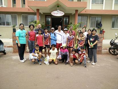 Athletic Camp, Mumbai, Thane, India