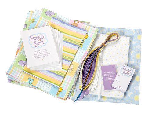 Heaven Born Pillow Kit