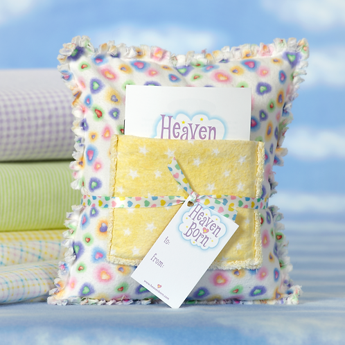 Heaven Born Pillow