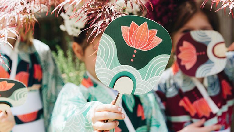 מגלים את יפן עם הילדים ! חבילת נופש למשפחות: מגוון סדנאות הפעלות והרצאות וביגוד יפני למשתתפים