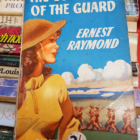 Ernest Raymond 'The Corporal of the Guard'
