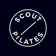Scout+Pilates+Logo_Navy+Background_Scout