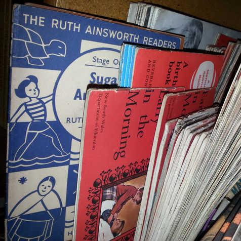 Ruth Ainsworth readers