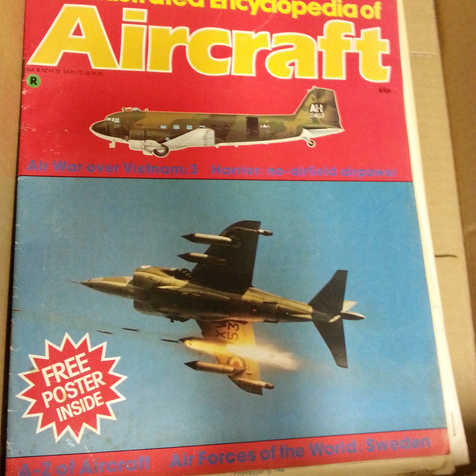 'The Illustrated Encyclopaedia of Aircraft'