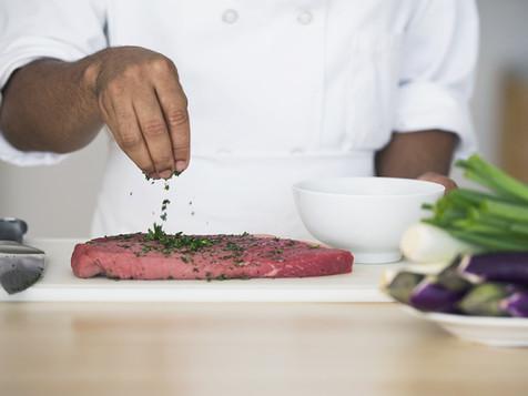 koření Steak