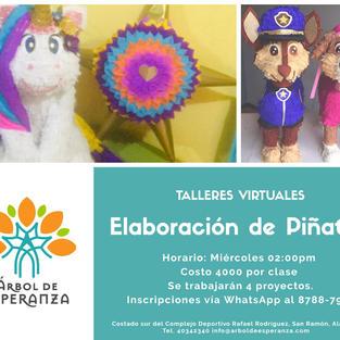 Elaboración de Piñatas