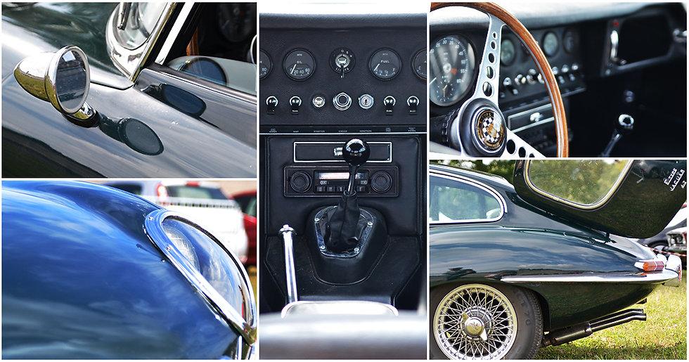 Jaguar Type E 4.2 Les GHA 2017