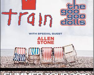 Best Not Broken to open for Train and Goo Goo Dolls!