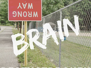 """New Single """"Brain"""" Available NOW!"""