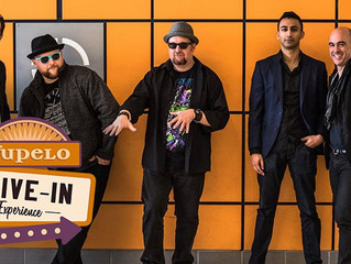 BNB to Perform LIVE at Tupelo Music Hall Drive-In Experience!