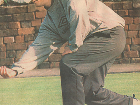 20 Years ago: Yorkshire Merit 2001