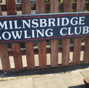 Milnsbridge green notice