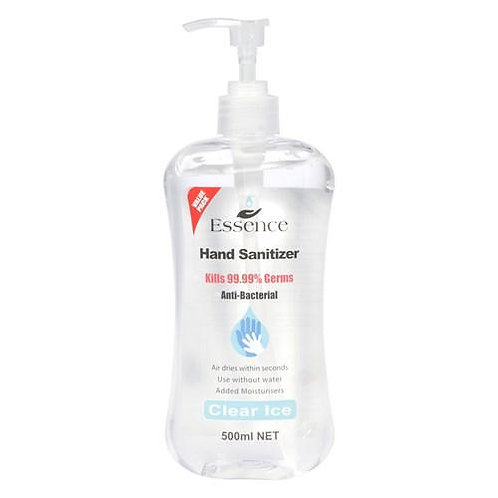 Essence 65%酒精搓手液 500ml - Hand Sanitizer