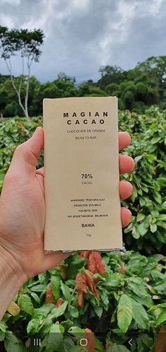 70% CACAU TRINITÁRIO SJ02 70 g