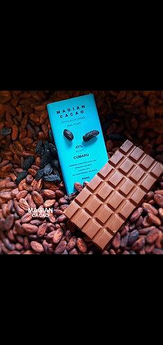 Chocolate 45 % + Cumaru 85 g