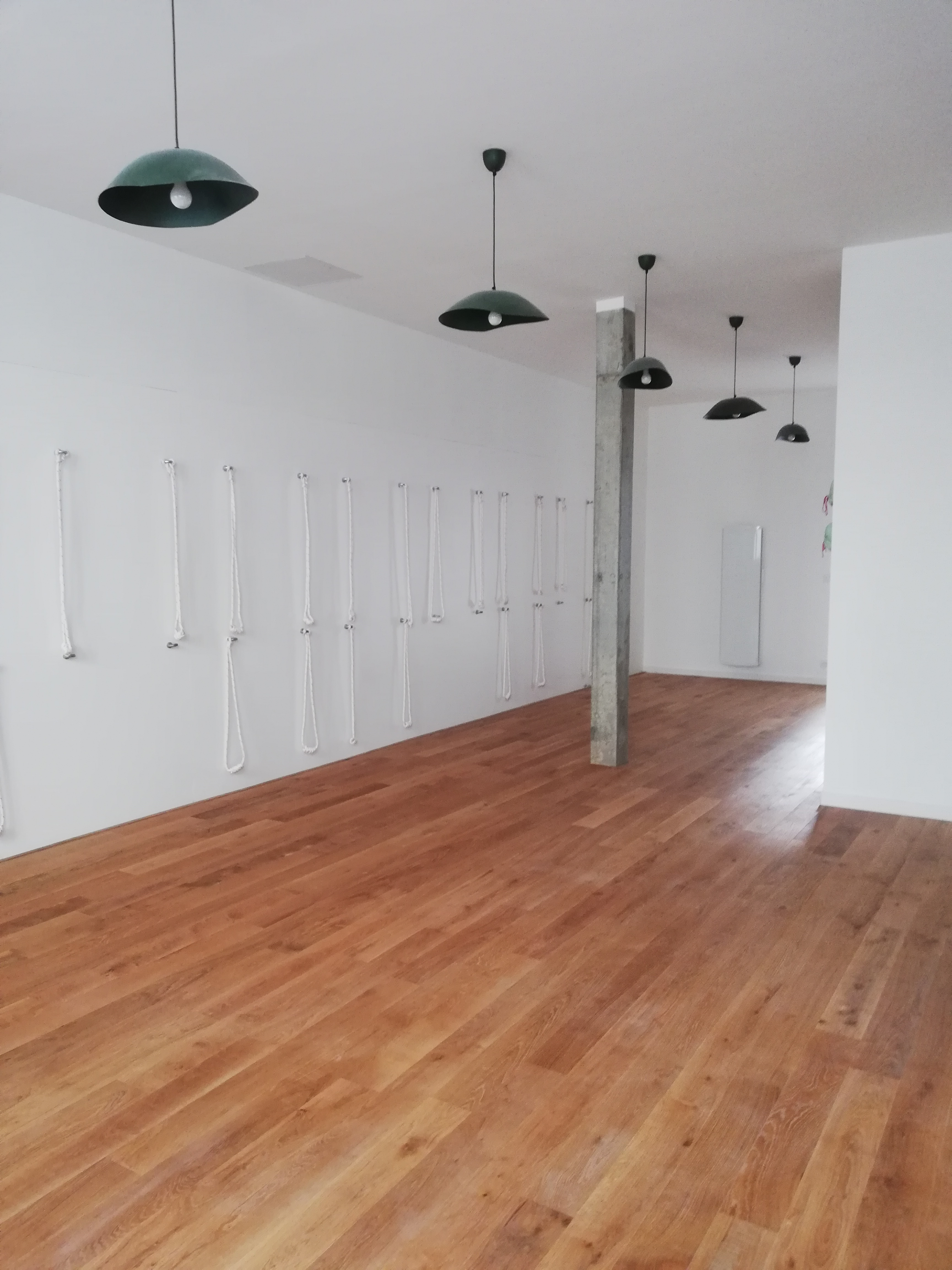 Salle de yoga