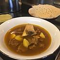 Beef Soup with Marrow Bones