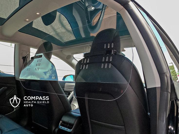 Single Piece Sedan Shield #FLPKIT