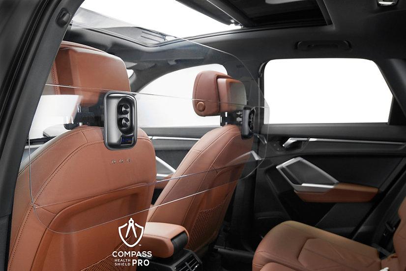PRO 1-piece Sedan Shield  #PRO-sedan
